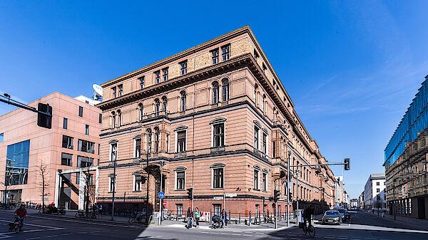 Einstein Center Berlin